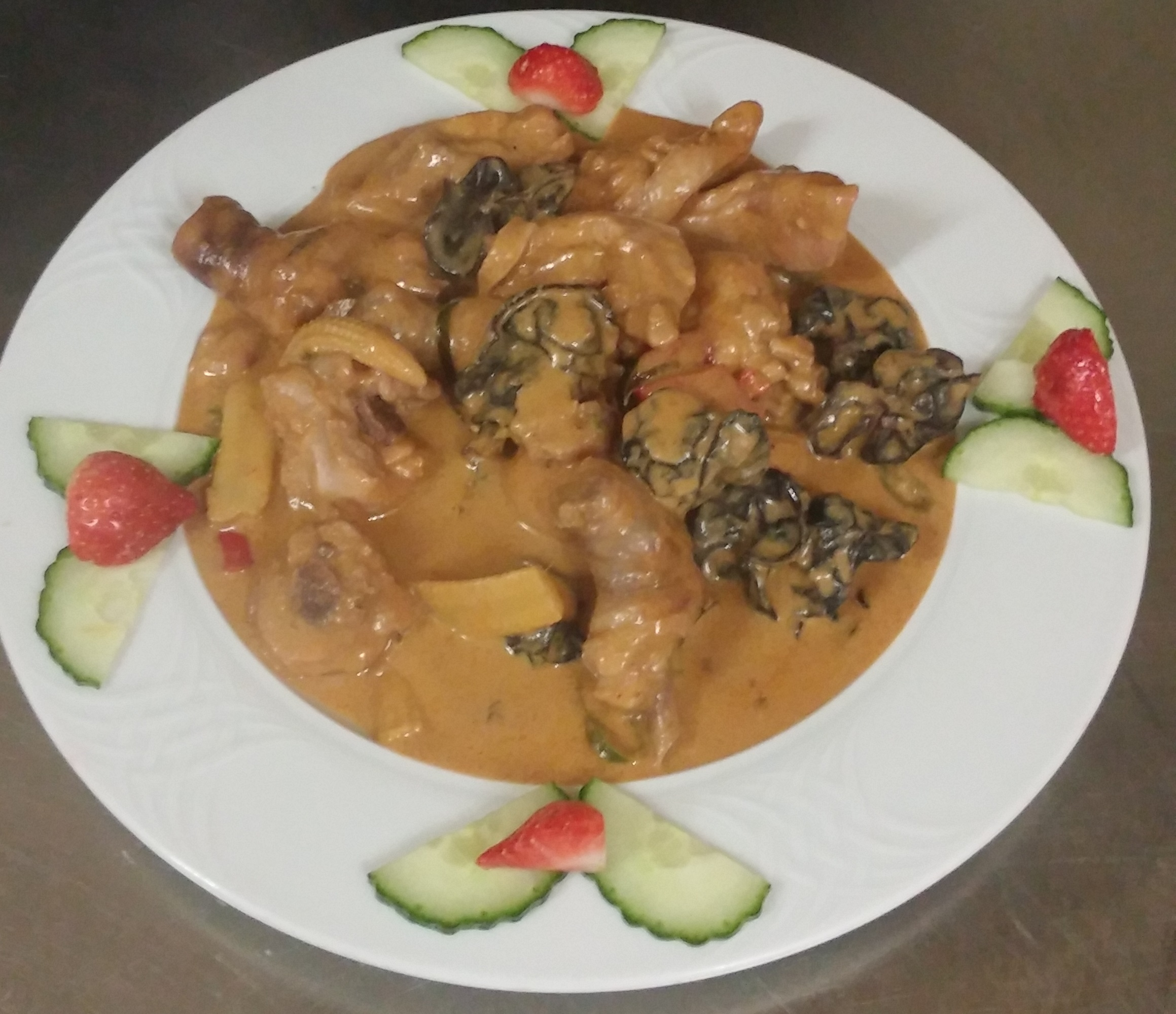 Thaise gerechten Restaurant Wun Tung Groenlo